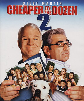 Cheaper By the Dozen 2 (ej svensk text) (Blu-ray)
