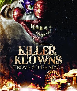 Killer Klowns From Outer Space (ej svensk text) (Blu-ray)