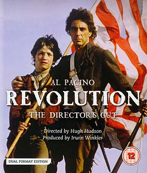 Revolution (ej svensk text) (Blu-ray + DVD)