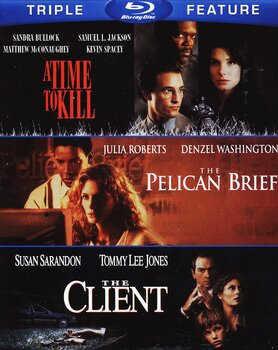 A Time to Kill / The Pelican Brief / The Client (Blu-ray)