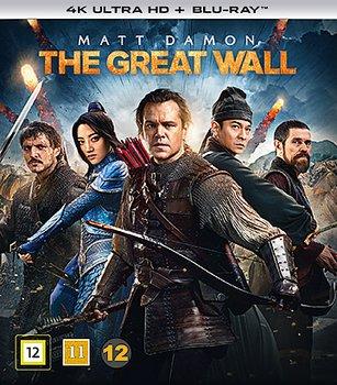 Great Wall (4K Ultra HD + Blu-ray)