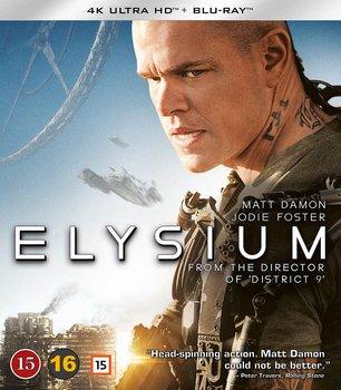 Elysium (4K Ultra HD Blu-ray + Blu-ray)