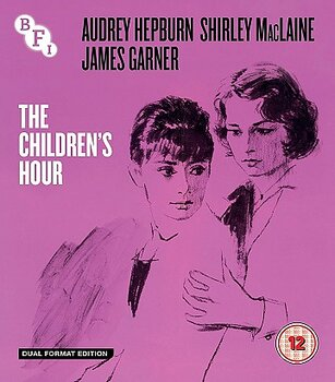 Children's Hour (ej svensk text) (Blu-ray + DVD)
