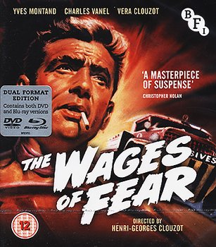 Wages Of Fear (ej svensk text) (Blu-ray + DVD)