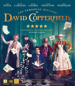 David Copperfields Äventyr Och Iakttagelser (Blu-ray)