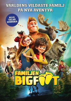 Familjen Bigfoot