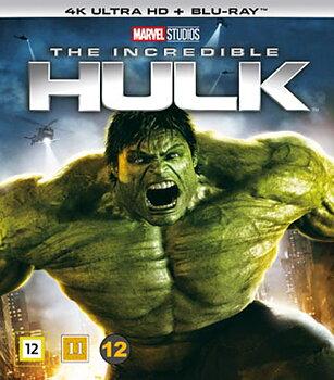 Incredible Hulk (4K Ultra HD + Blu-ray)