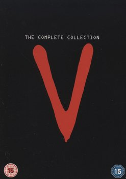 V - The Complete Collection (8-disc) (ej svensk text)