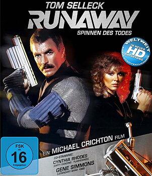 Runaway (ej svensk text) (Blu-ray)
