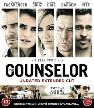 Counselor (Blu-ray) (Begagnad)