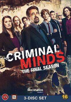 Criminal Minds - Säsong 15 (ej svensk text)