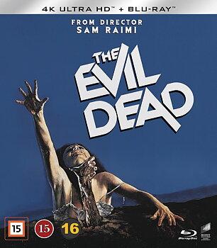 Evil Dead (4K Ultra HD Blu-ray + Blu-ray)