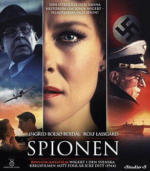 Spionen (Blu-ray)