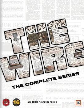 Wire - Säsong 1-5 (Hela serien) (Blu-ray)