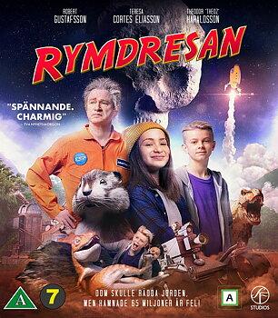 Rymdresan (Blu-ray)