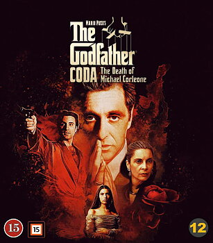 The Godfather Coda: The Death of Michael Corleone (Blu-ray)