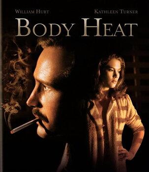 Body Heat (ej svensk text) (Blu-ray)