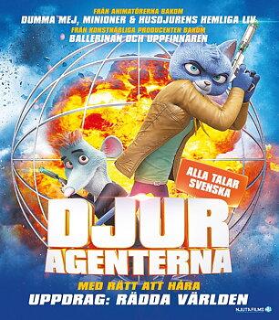 Djuragenterna (Blu-ray)