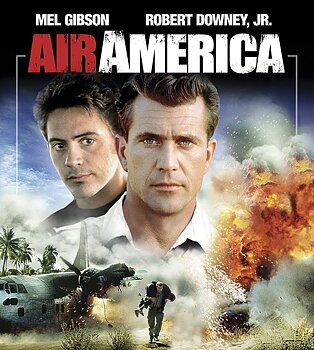 Air America (ej svensk text) (Blu-ray)