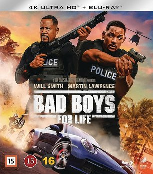 Bad Boys For Life (4K Ultra HD Blu-ray + Blu-ray)