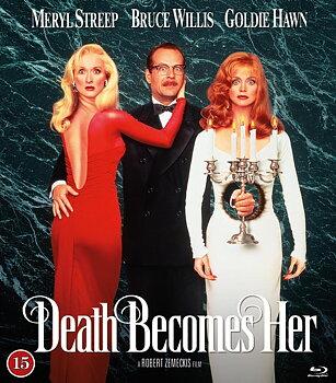 Döden Klär Henne (Blu-ray)