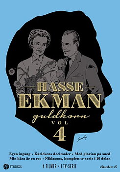 Hasse Ekman - Guldkorn Vol. 4 (5-disc)