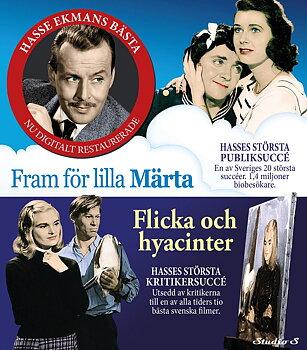 Fram För Lilla Märta / Flicka Och Hyacinter (Blu-ray)