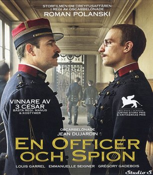 En Officer Och En Spion (Blu-ray)