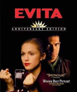 Evita (ej svensk text) (Blu-ray)