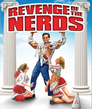Revenge of the Nerds (ej svensk text) (Blu-ray)