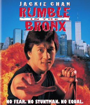 Rumble In the Bronx (ej svensk text) (Blu-ray)