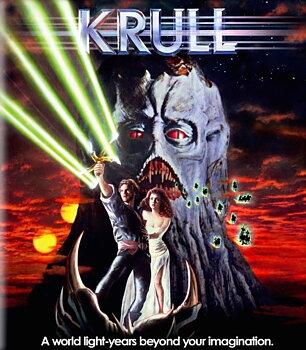 Krull (ej svensk text) (Blu-ray)