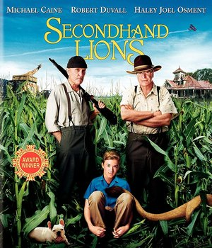 Secondhand Lions (ej svensk text) (Blu-ray)