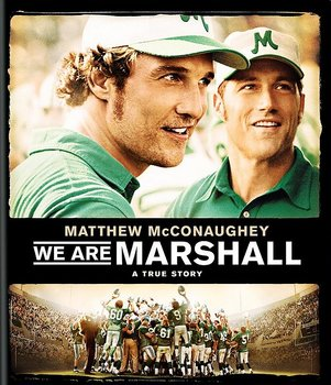 We Are Marshall (ej svensk text) (Blu-ray)