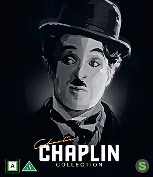 Charlie Chaplin Collection (5-disc) (Blu-ray)