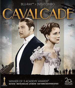 Cavalcade (ej svensk text) (Blu-ray + DVD)
