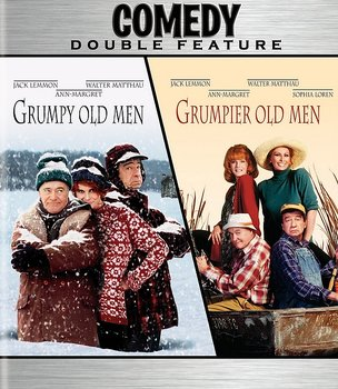 Grumpy Old Men / Grumpier Old Men (ej svensk text) (Blu-ray)