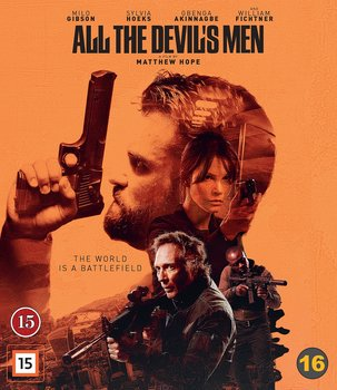 All the Devil's Men (Blu-ray)