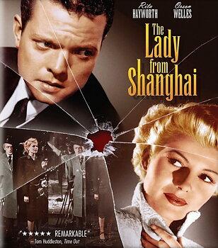 Lady From Shanghai (ej svensk text) (Blu-ray)