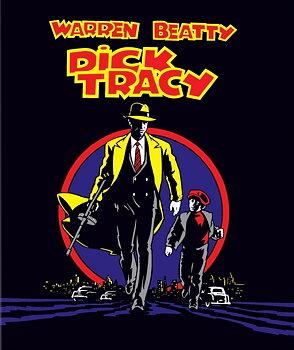 Dick Tracy (ej svensk text) (Blu-ray)