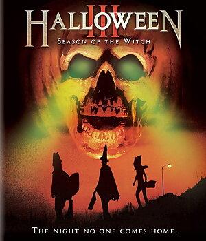 Halloween 3 - Season of the Witch (ej svensk text) (Blu-ray)