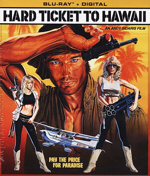Hard Ticket To Hawaii (ej svensk text) (Blu-ray)