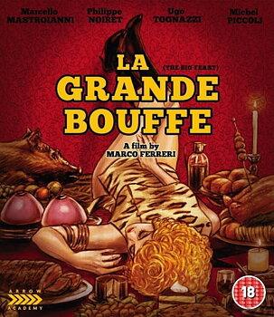 Brakfesten (ej svensk text) (Blu-ray+DVD)