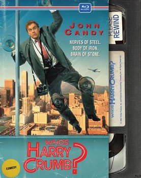 Who's Harry Crumb? (ej svensk text) (Blu-ray)