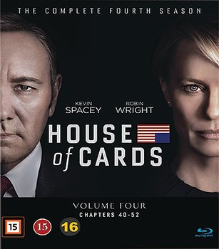 House of Cards - Säsong 4 (Blu-ray)