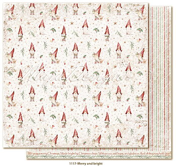 MAJA DESIGN Traditional Christmas -Merry and bright