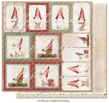 MAJA DESIGN Traditional Christmas - Die cuts