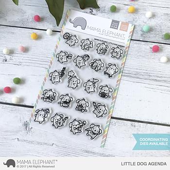 MAMA ELEPHANT -LITTLE DOG AGENDA