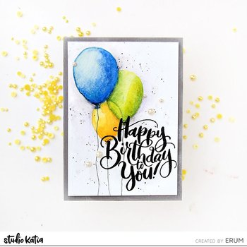STUDIO KATIA-IT'S YOUR BIRTHDAY