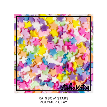 STUDIO KATIA-RAINBOW STARS